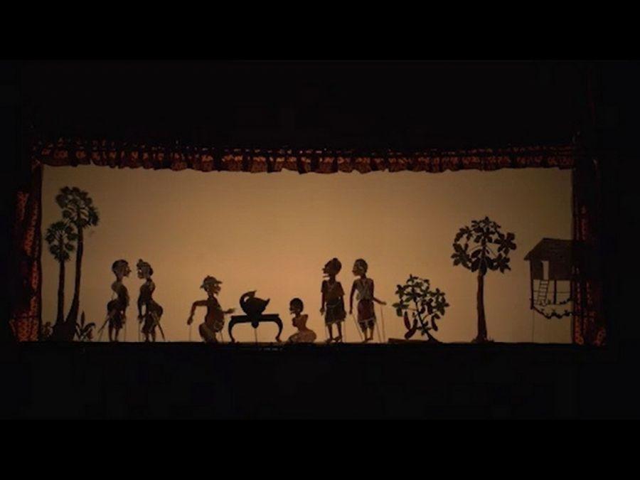 การแสดงหุ่นจากกัมพูชา