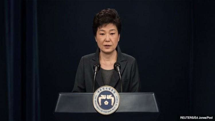 ศาลรธน.เกาหลีใต้ปลด 'ปัก กึน-เฮ' พ้นตำแหน่ง