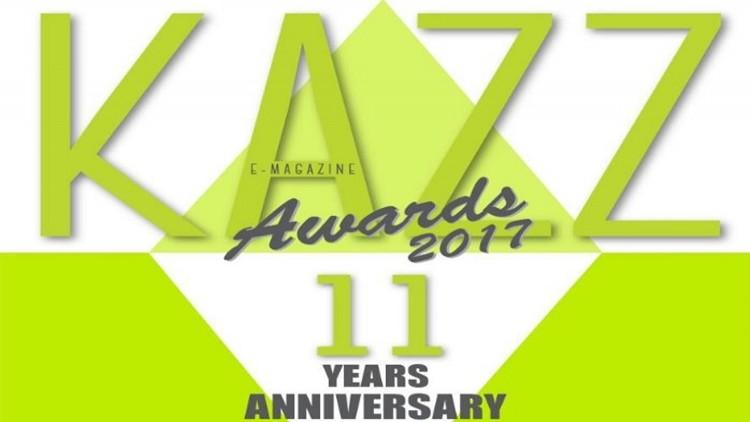 """11 ปี """"KAZZ"""" ประกาศรางวัลครั้งใหญ่ของคนบันเทิง"""